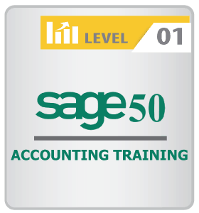 Sage 50 Accounts Level 1 Training