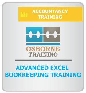 Advanced Excel Bookkeeping Training