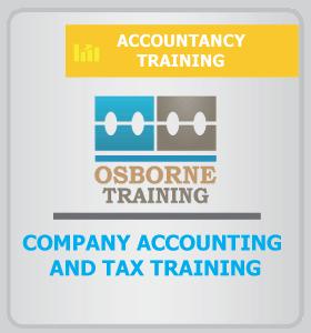 Company Accounting and Tax Return Training