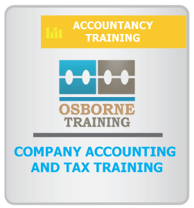 Company Accounting and Tax Return Training