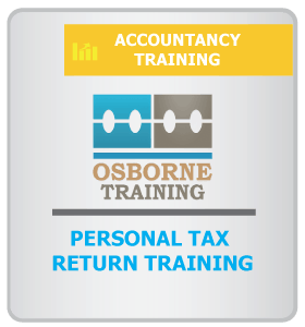 Personal Tax Training on Tax Return and Self Assessment