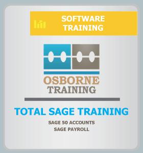 Total Sage Training (Sage 50 Accounts + Payroll)