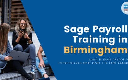 Certified SAGE Payroll Training Course in Birmingham