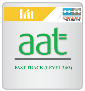 AAT Level 2 & AAT Level 3: AAT Fast Track Accounting