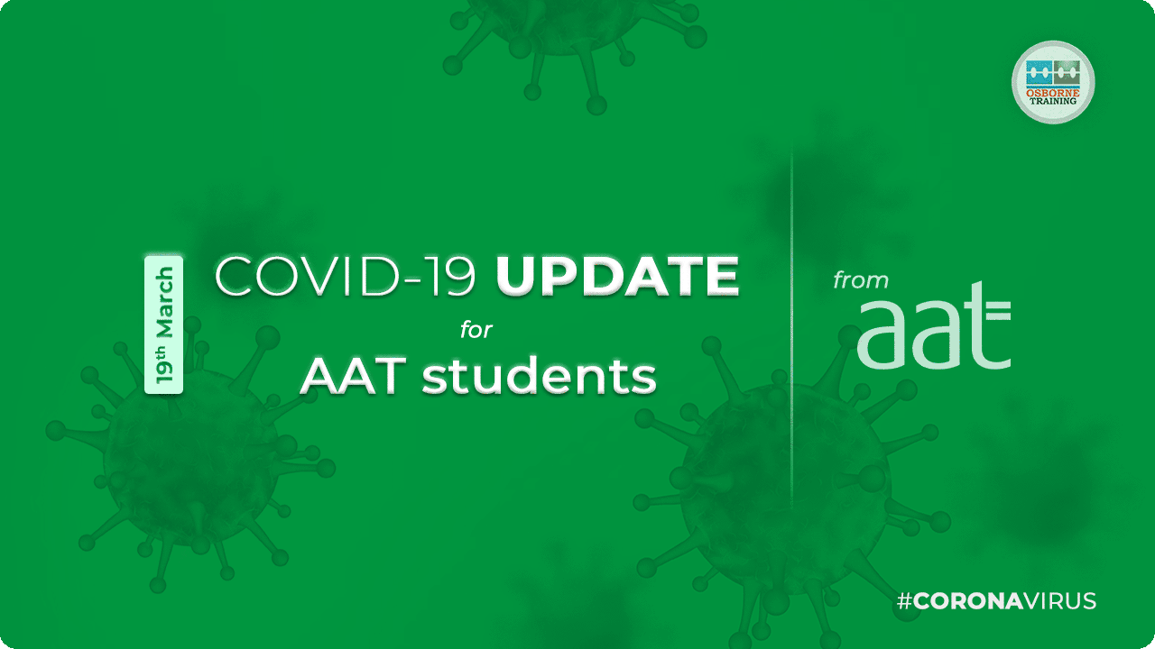 Coronavirus (Covid-19) Updates from AAT