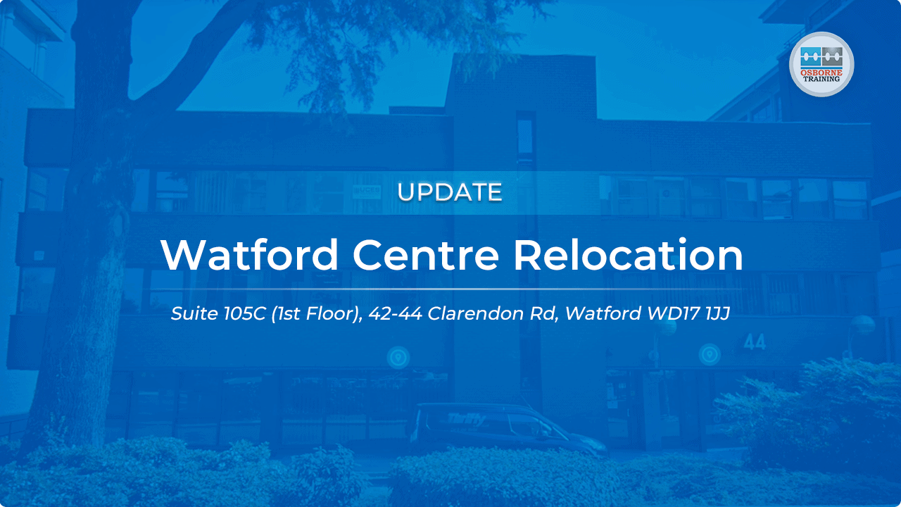 Update: Watford Centre Relocation